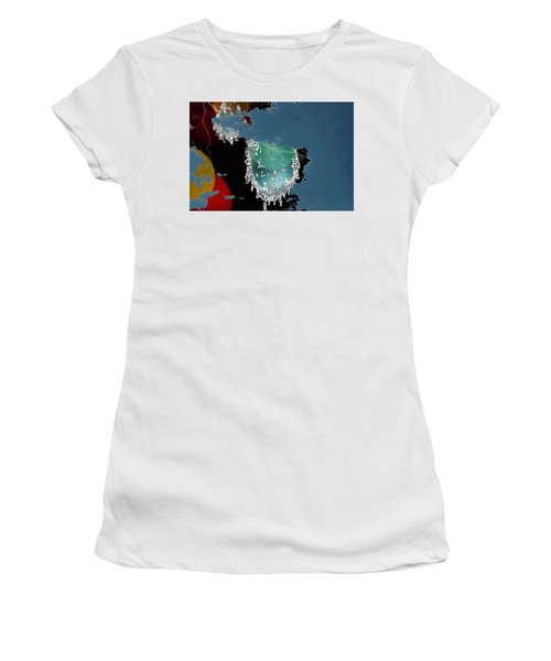 World Where Are You Women's T-Shirt (Athletic Fit)