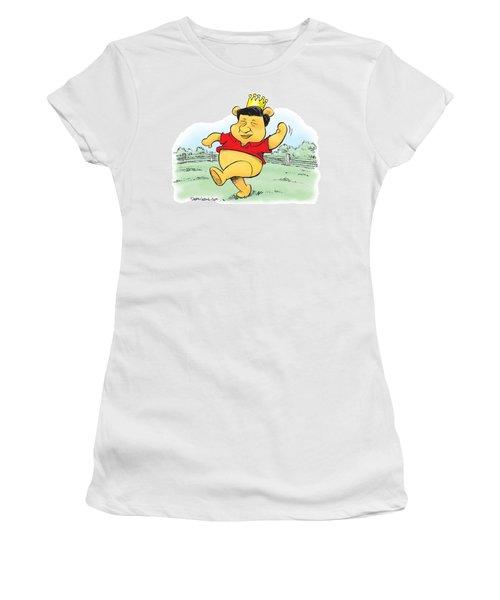 Xi The Pooh Women's T-Shirt