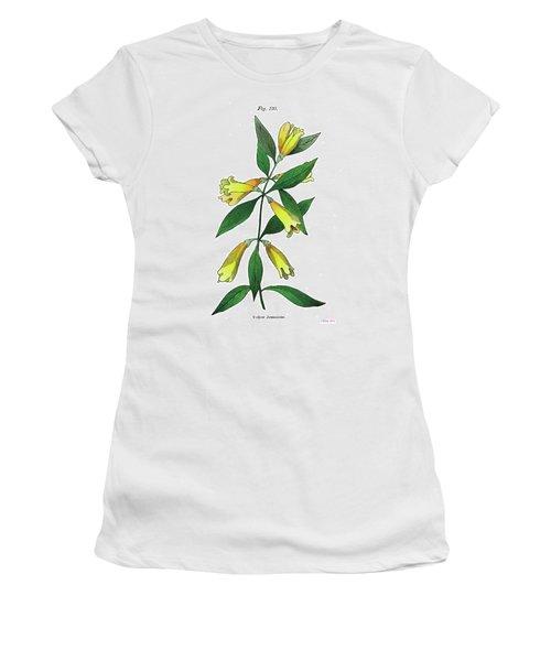 Yellow Jessamine Women's T-Shirt