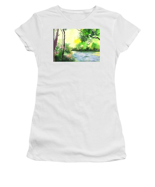 Yellow Sky Women's T-Shirt
