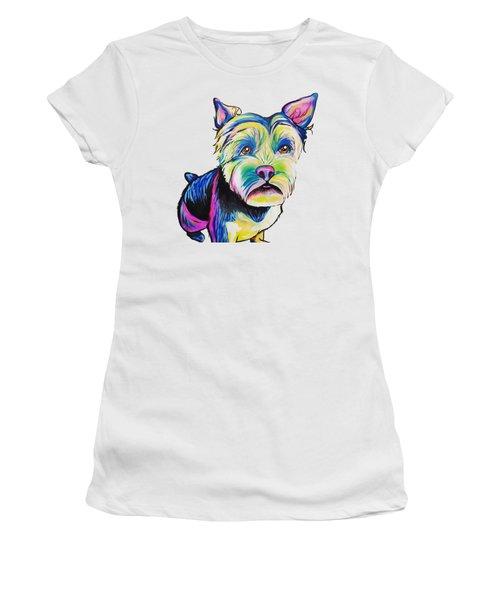 Yorkie Women's T-Shirt