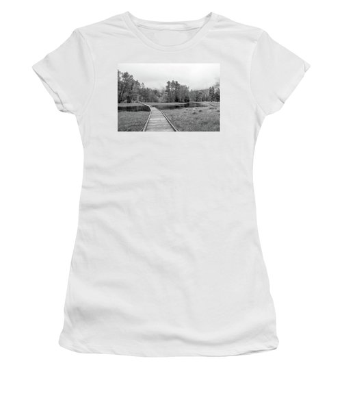 Yosemite Monochrome Women's T-Shirt