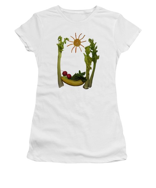 You And I Women's T-Shirt (Athletic Fit)