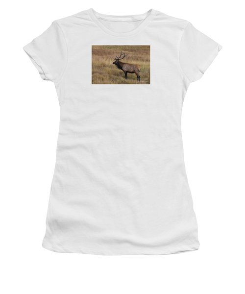 Young Buck Women's T-Shirt (Athletic Fit)