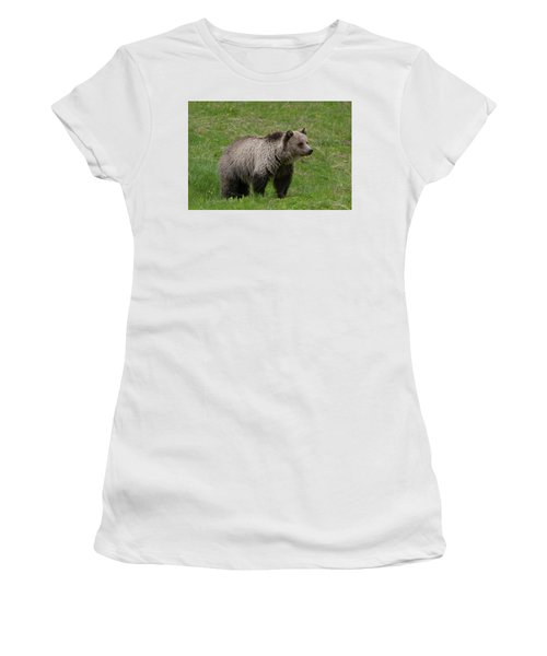 Young Grizzly Women's T-Shirt