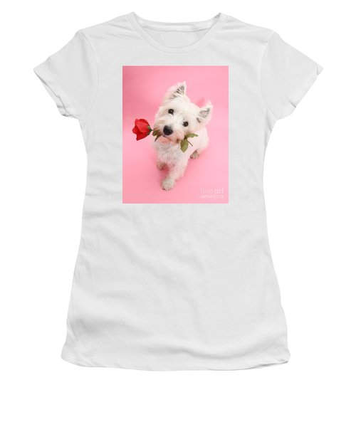 Your Valentine Every Day Women's T-Shirt