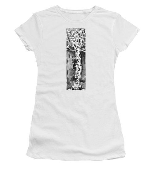 Youth Women's T-Shirt (Junior Cut) by Carol Rashawnna Williams
