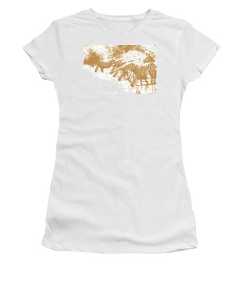 Zebra 6 Women's T-Shirt