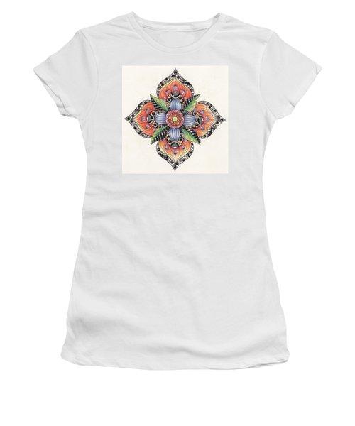 Zendala Template #1 Women's T-Shirt