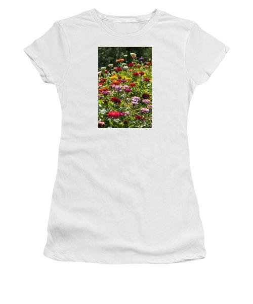 Zinniapaloosa Women's T-Shirt