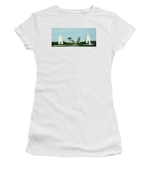 Alys Beach Entrance Women's T-Shirt