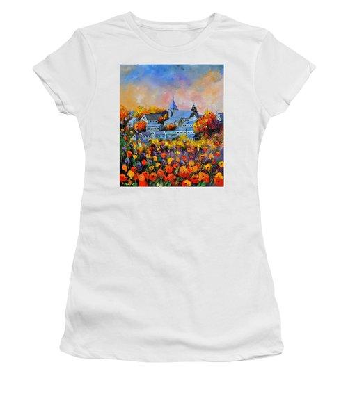 Autumn In Awagne  Women's T-Shirt