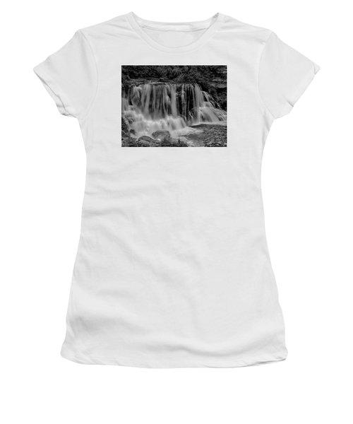 Blackwater Falls Mono 1309 Women's T-Shirt