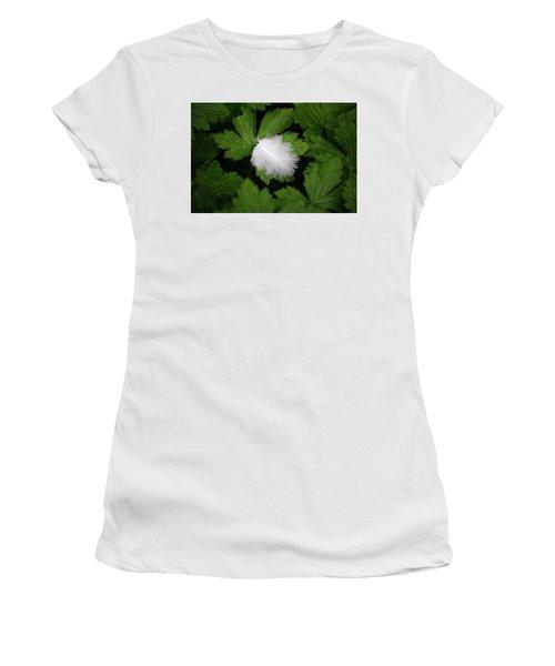 Colours. White Women's T-Shirt
