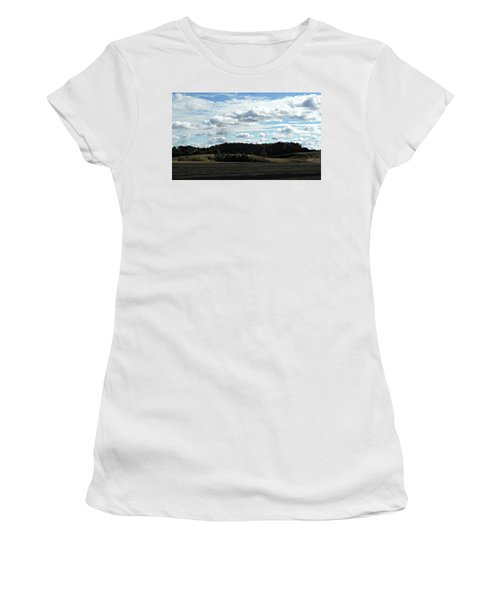 Country Autumn Curves 3 Women's T-Shirt