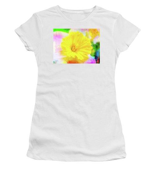 Daffy Daffodil 2 Women's T-Shirt