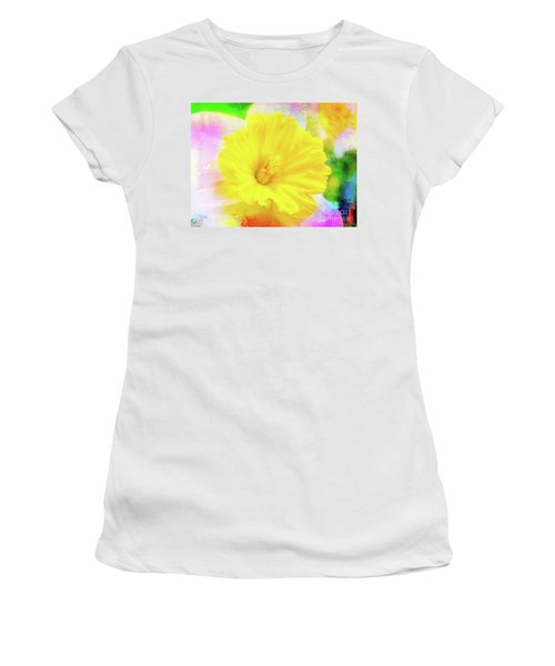 Daffy Daffodil 2 Women's T-Shirt
