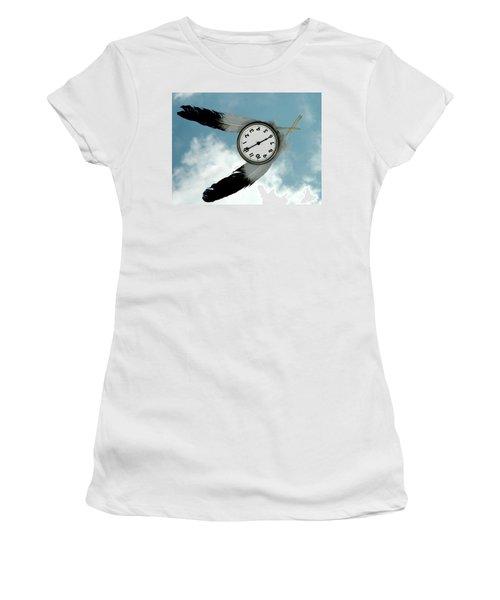 How Time Flies Women's T-Shirt