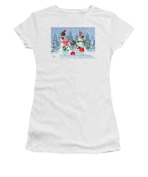 Howdy Neighbour Women's T-Shirt