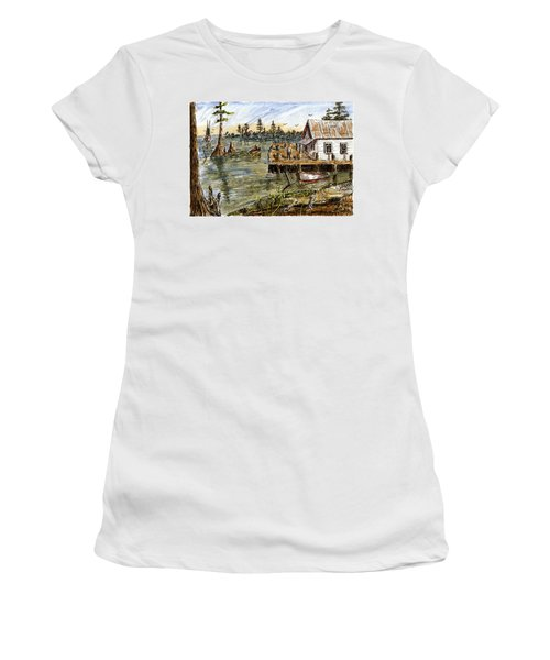 In The Swamp Women's T-Shirt