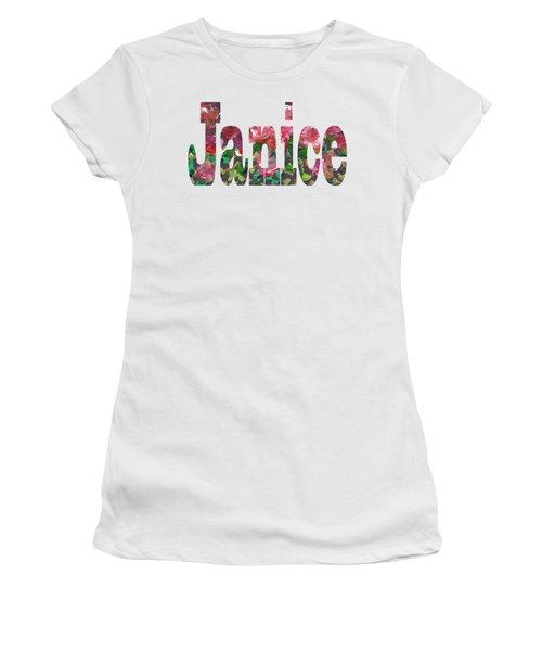 Janice Women's T-Shirt