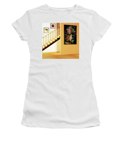 Lady Elegance Women's T-Shirt