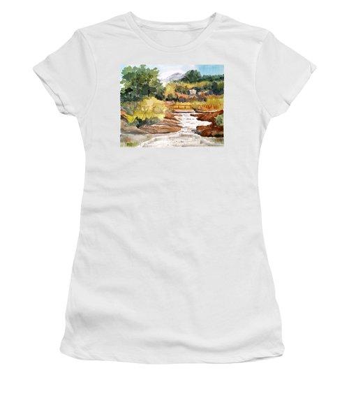 Mountain Run Off Women's T-Shirt