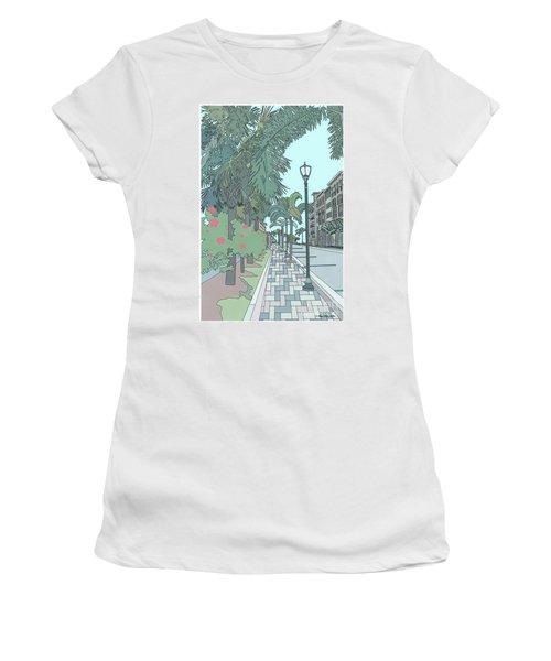 Orange Avenue Women's T-Shirt