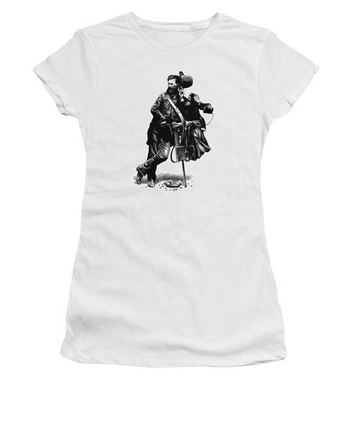 Organ Grinder Women's T-Shirt