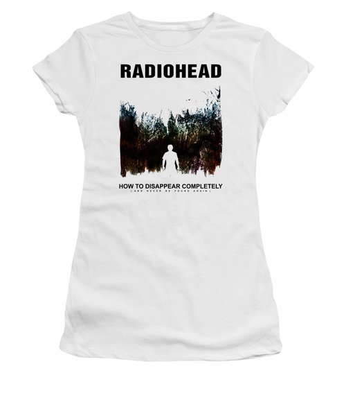 Radiohead The King Of Limbs Women's T-Shirt