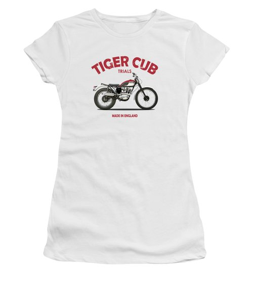 Triumph Tiger Cub Women's T-Shirt
