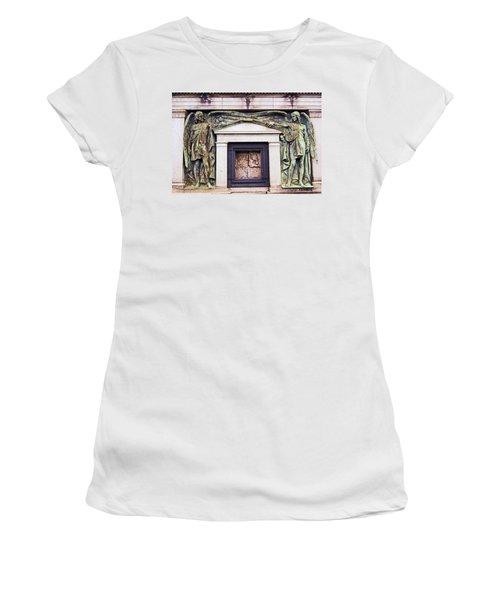18/09/13 Glasgow. The Necropolis, Double Angels. Women's T-Shirt