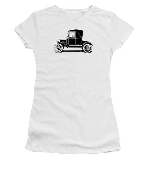 1915 Ford Coupelet Min Women's T-Shirt (Athletic Fit)