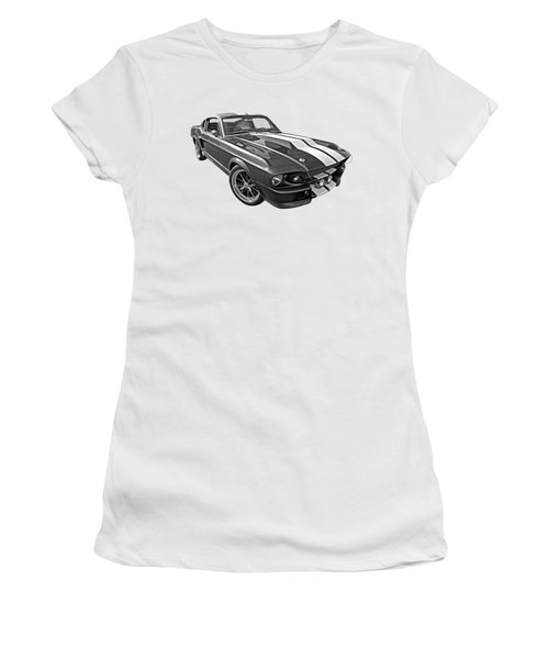 1967 Eleanor In The Clouds Women's T-Shirt