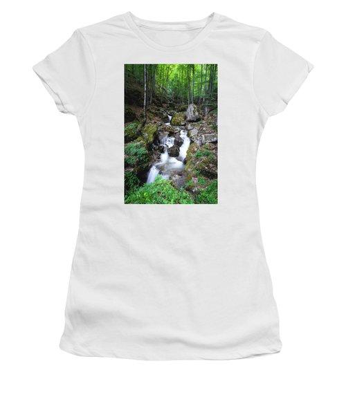 Bela River, Balkan Mountain Women's T-Shirt