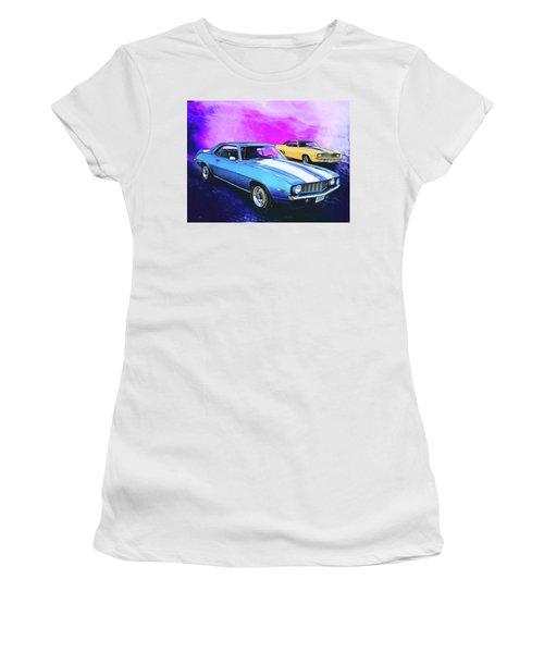 2 Camaros Women's T-Shirt