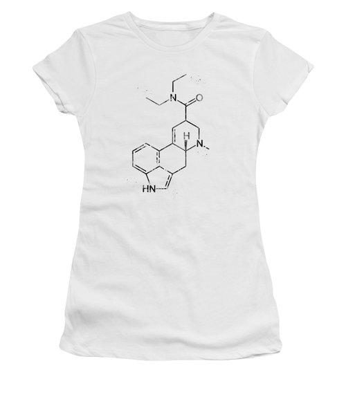 Lsd Molecule Women's T-Shirt