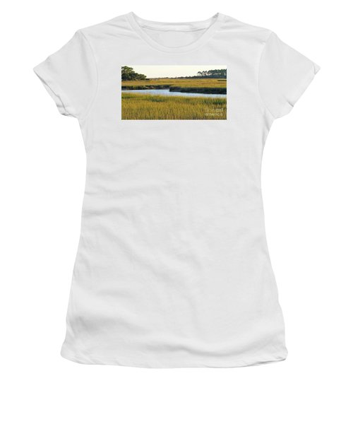 South Carolina Salt Marsh Women's T-Shirt