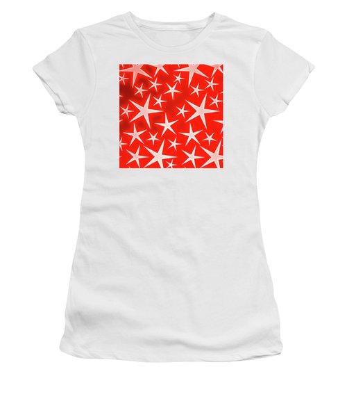 Star Burst 3 Women's T-Shirt