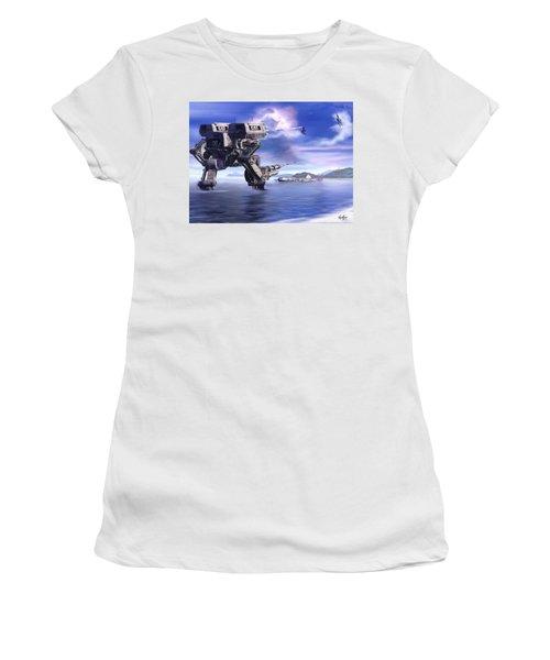 501st Mech Defender Women's T-Shirt