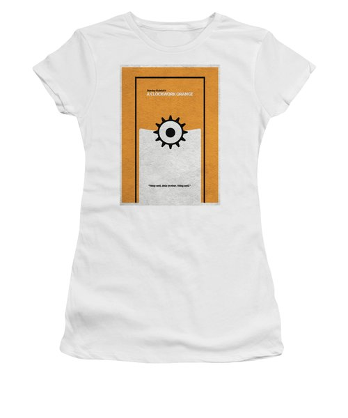 A Clockwork Orange Women's T-Shirt