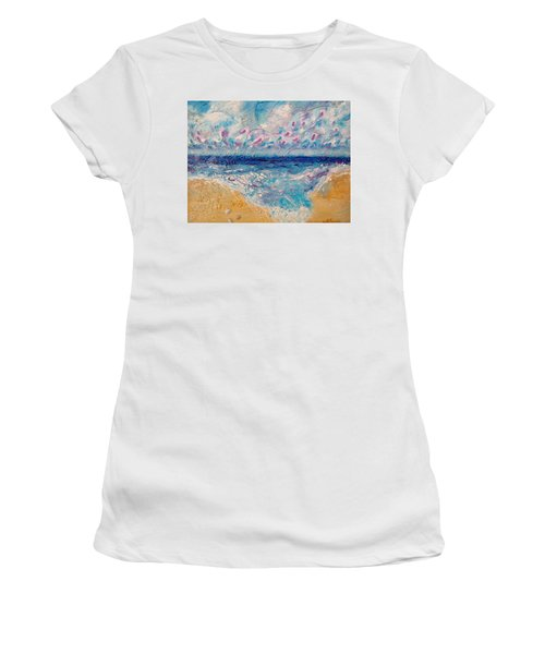A Drop In The Ocean Women's T-Shirt (Athletic Fit)