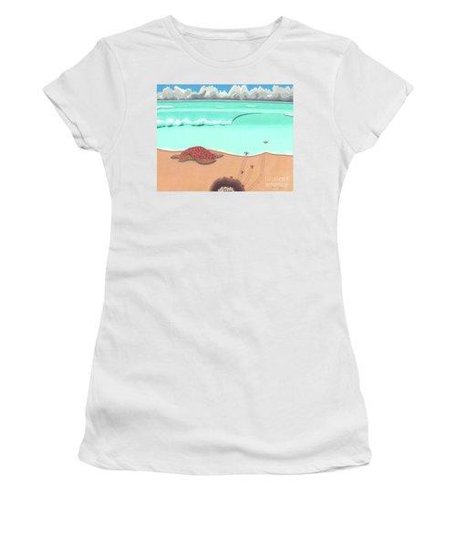 A New Beginning Women's T-Shirt