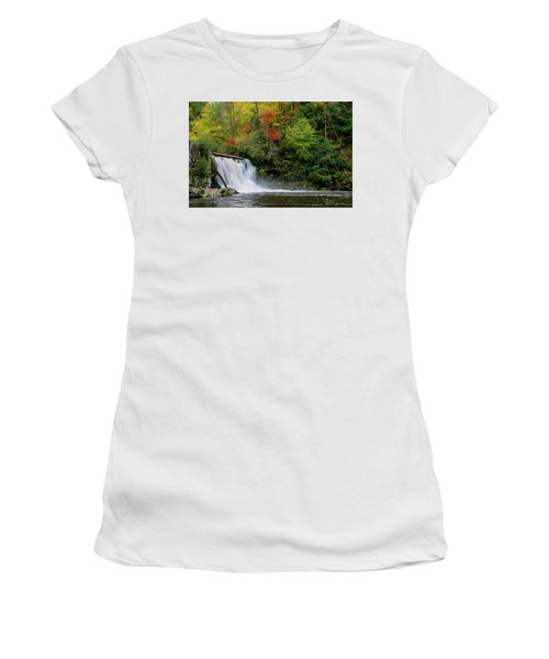 Abrams Falls Women's T-Shirt