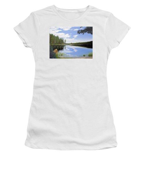 Algonquin Portage Women's T-Shirt