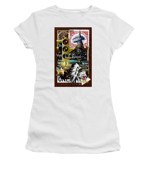Americana Women's T-Shirt