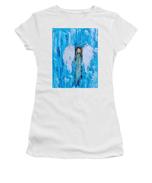 Angel Among Angels Women's T-Shirt