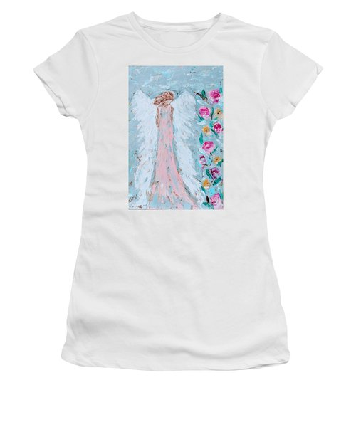 Angel For Childbirth And Women's T-Shirt