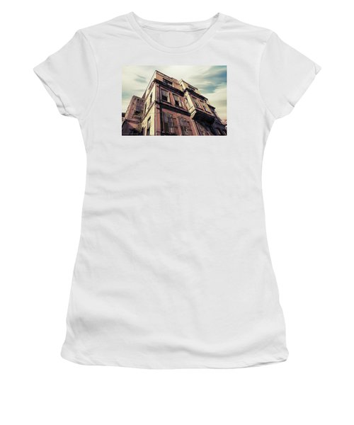 Angles Of Attrition Women's T-Shirt