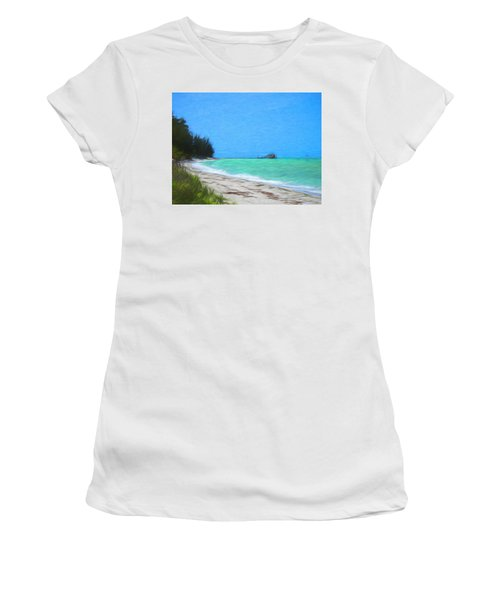 Anna Maria North Shore Women's T-Shirt